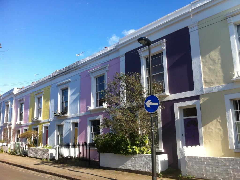 Cottages Kentish Town
