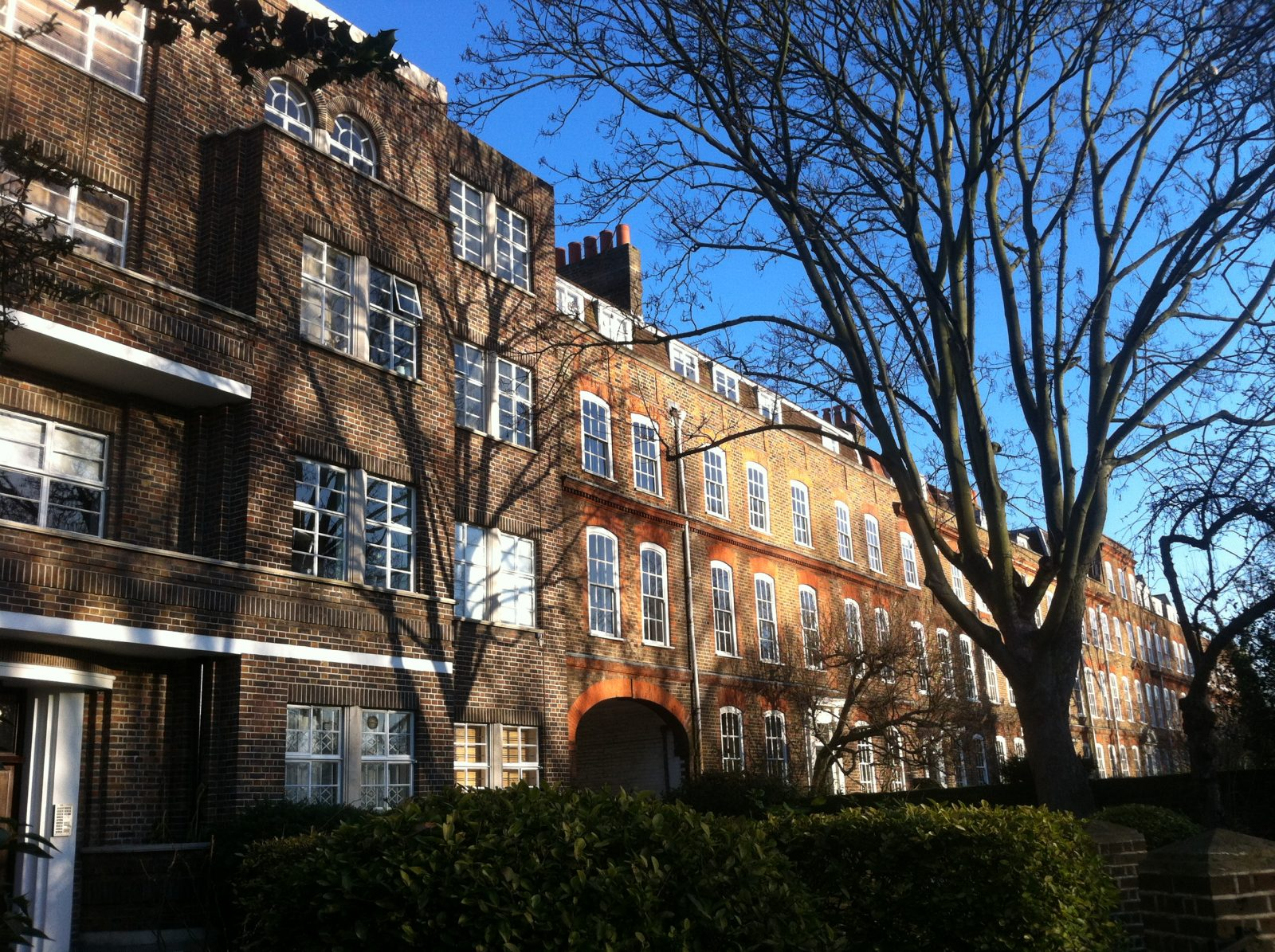 OU VIVRE A LONDRES RUBRIQUE CHOISIR SON STYLE ARTICLE MANSION BLOCK WEST HAMPSTEAD