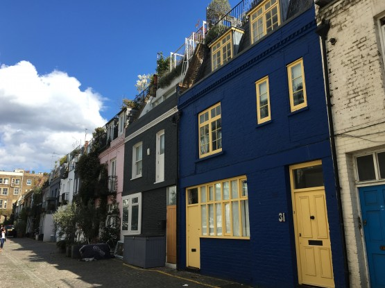 london house style guide mews in london