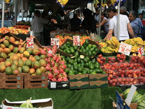 move to Fulham for its food market