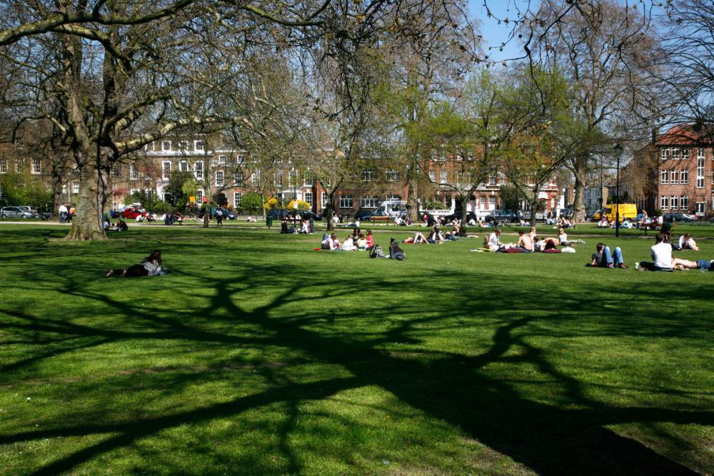 move to Fulham for its parks