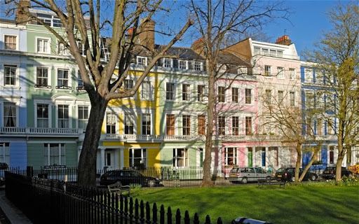 move to primrose hill for its lovely park