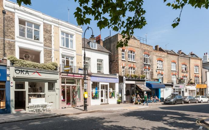move to primrose hill for its restaurants