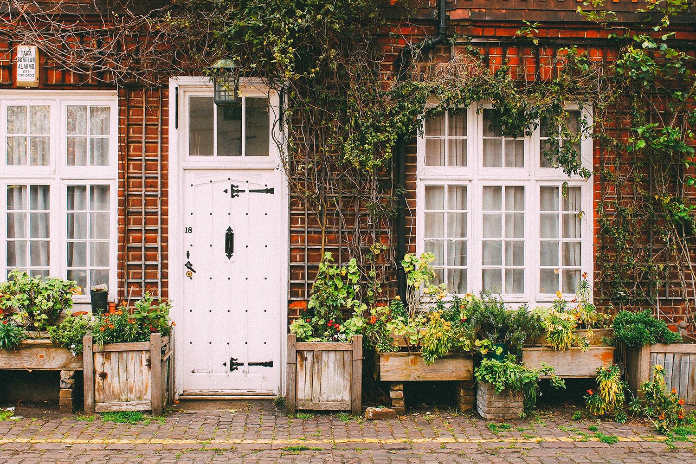 Cottage London Clapham