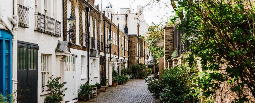 mews Holland Park property purchase london