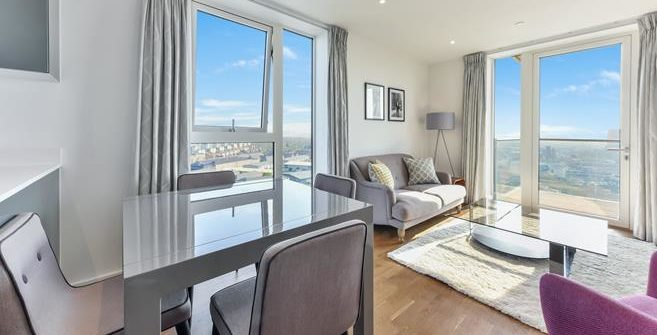 buy to let achat 1 bed greenwich