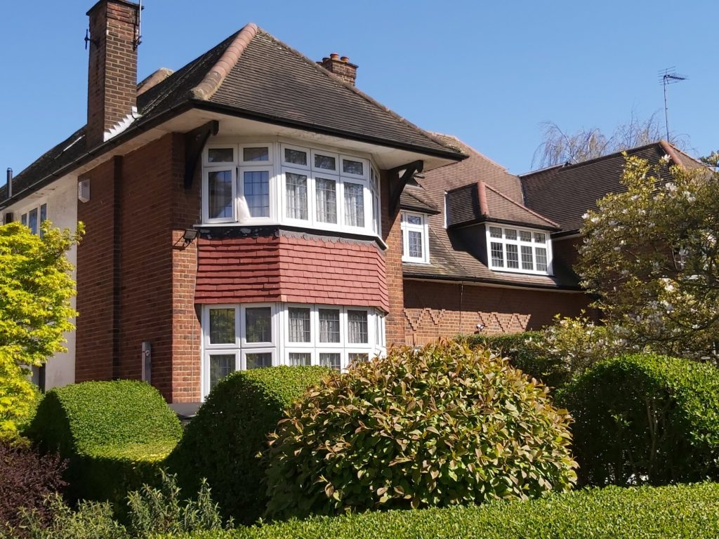 1930 house West Hampstead
