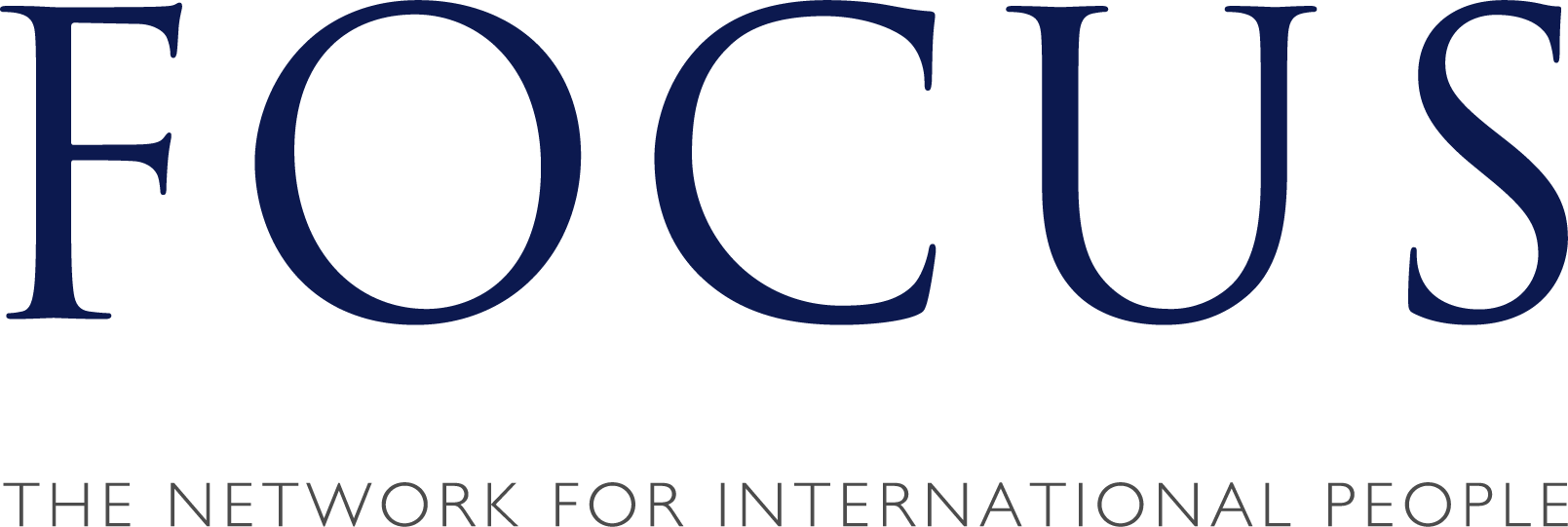 Logo Focus the Network for International People