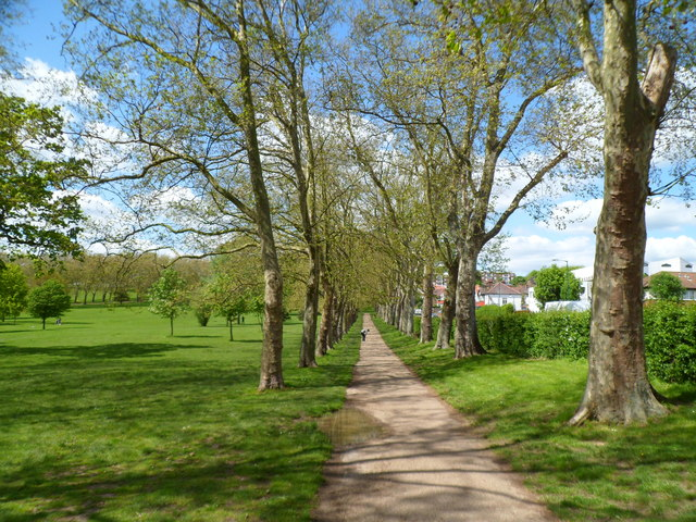 move to Willesden Green or Dollis Hill for Gladstone Park