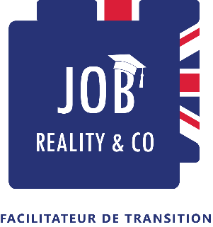 Logo Job reality & Co facilitateur de transition