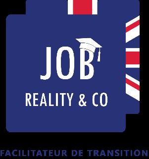 Logo Job reality & Co facilitateur de transition