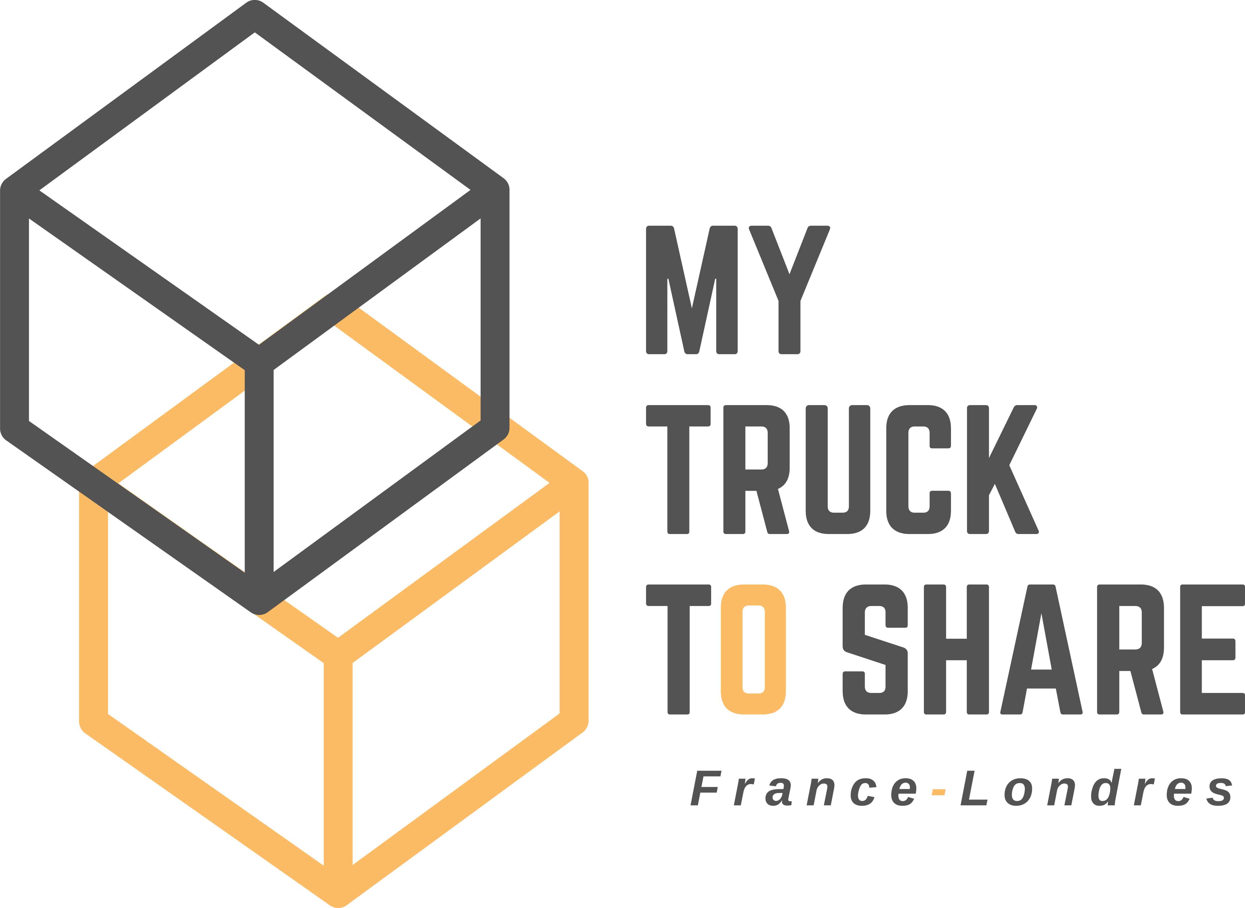 Logo My Truck To Share France-Londres