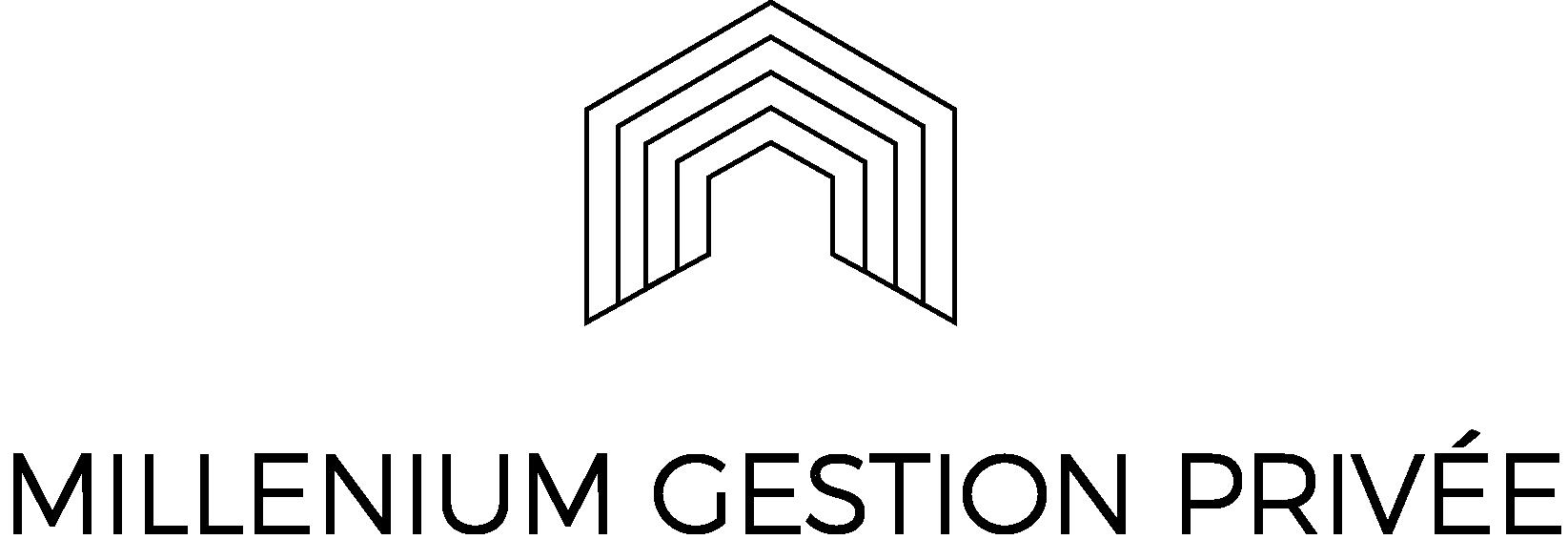 Logo Millenium Gestion Privée