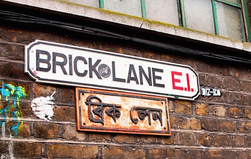 vivre à soreditch pour brick lane