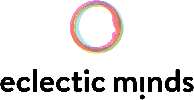 logo eclectic minds