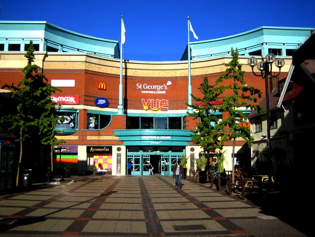 move to harrow for its shopping centers