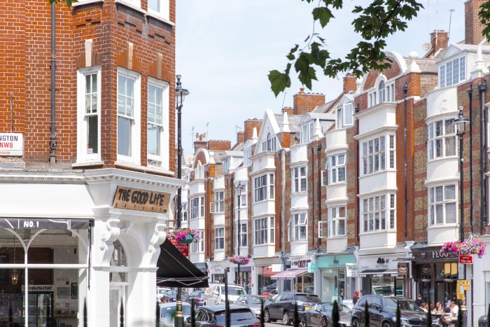move to St Johns Wood high street