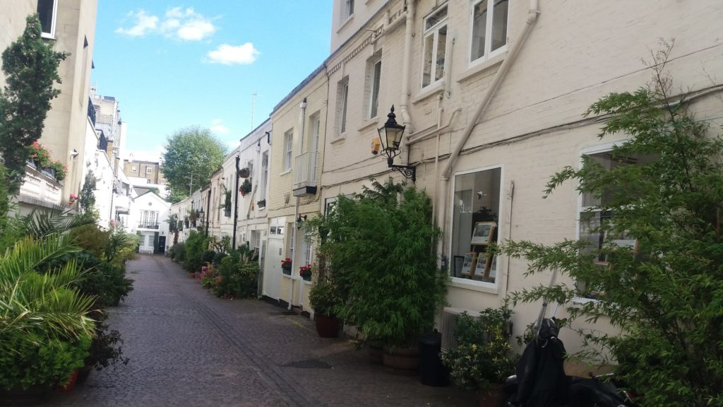 mews South Kensington