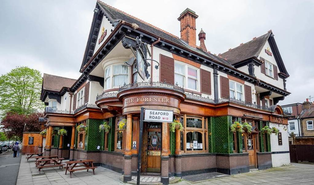 move to ealing for its pubs