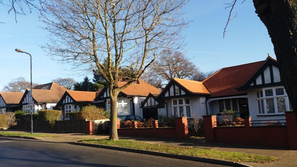 vivre à wembley park maisons 1930